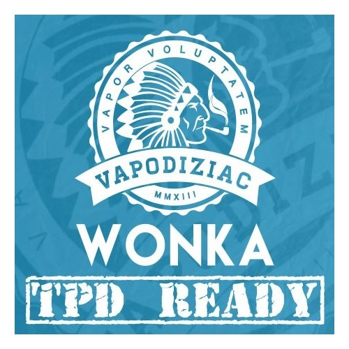 "WONKA ""TPD READY"" by Vapodiziac"