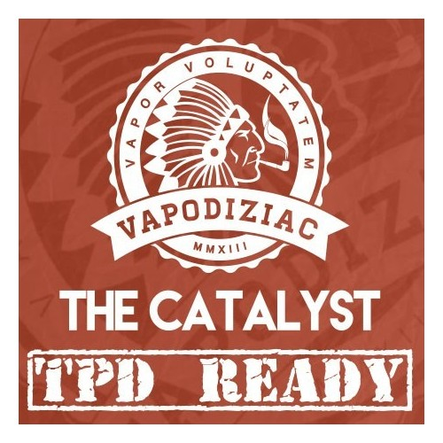 "THE CATALYST ""TPD READY"" by Vapodiziac"