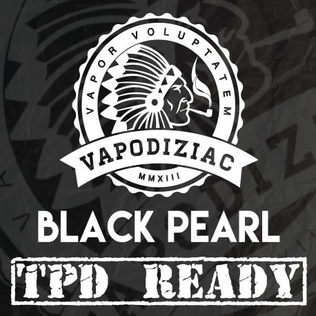 BLACK PEARL TPD READY by Vapodiziac