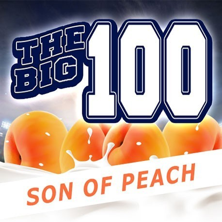 SON OF PEACH 50in60 by THE BIG 100