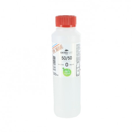 BASE 220ml en 0mg by Extrapure