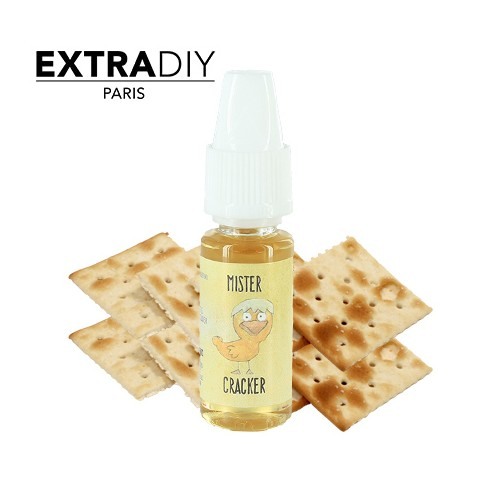 009 MISTER CRACKER by ExtraDIY