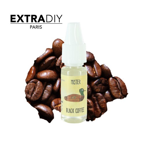 013 MISTER BLACK COFFEE by ExtraDIY