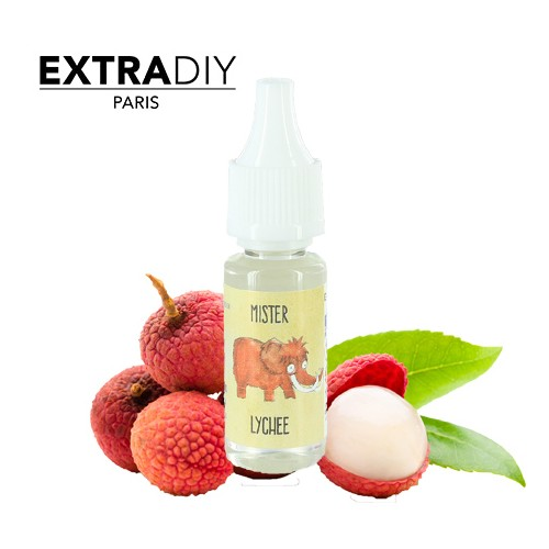 043 MISTER LYCHEE by ExtraDIY