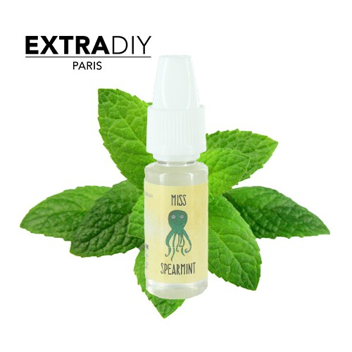 047 MISS SPEARMINT by ExtraDIY