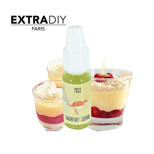 094 MISS RASPBERRY CUSTARD by ExtraDIY