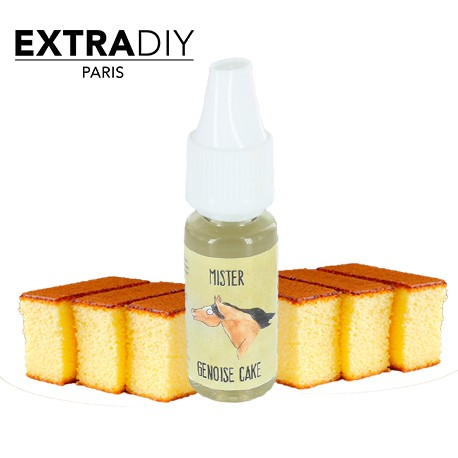 100 MISTER GENOISE CAKE by ExtraDIY