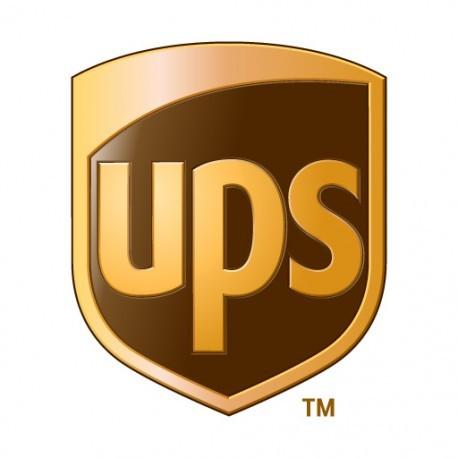 Supplément livraison express UPS en Belgique