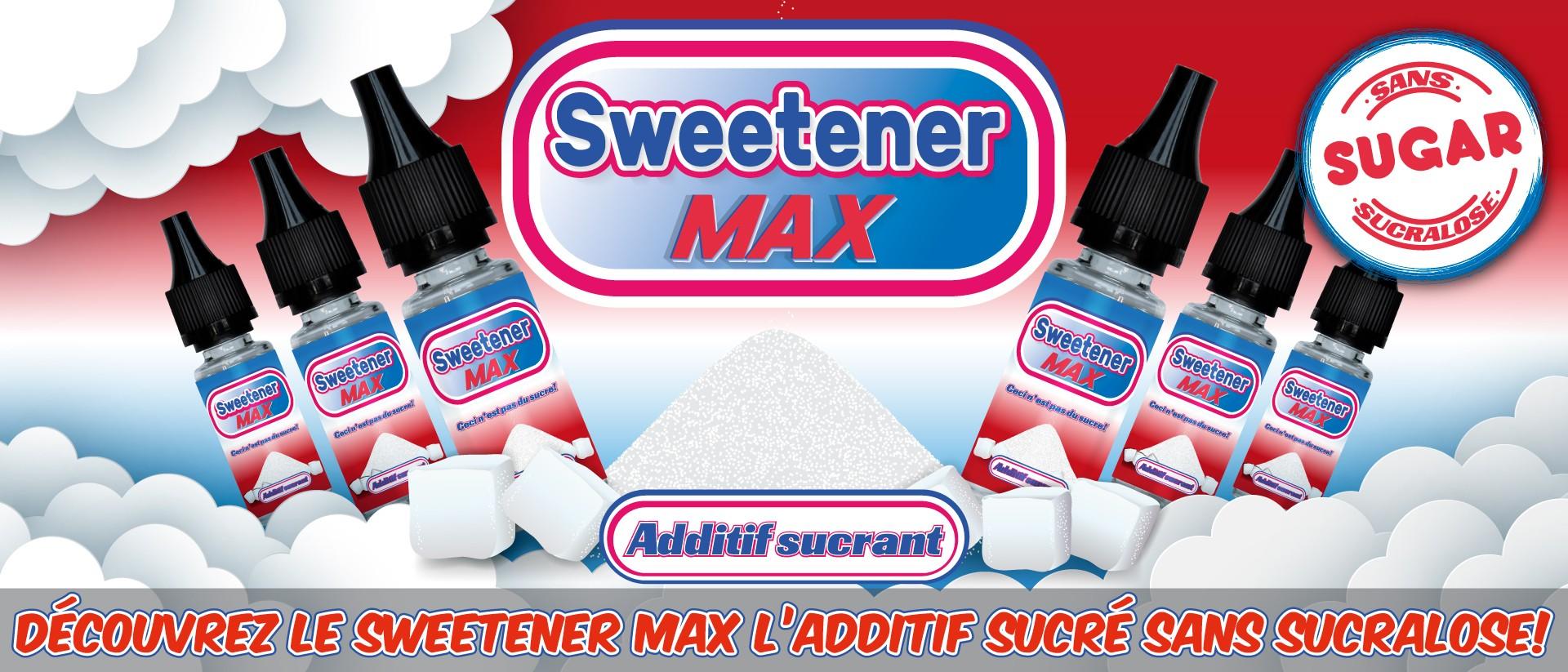 Sweetener Max